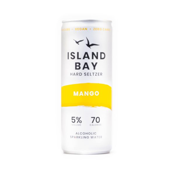 Mango Hard Seltzer 250ml